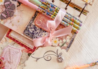 Gift Tag Writing