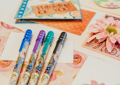Greeting Card Writing