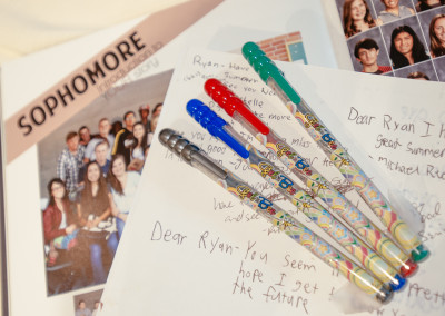 Yearbook Signing