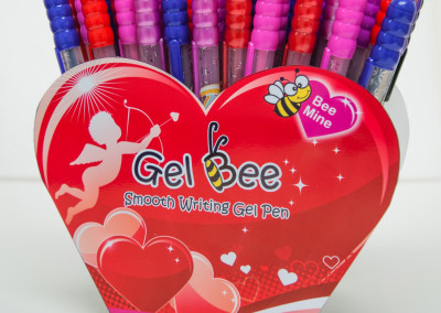 Gel Bee Seasonal Display - Valentine's Day